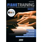 Hage Musikverlag Piano Training Basic