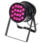 Stairville Led Par 64 18x3W 3in1 RGB BK