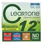 Cleartone CT 7612 80/20 Bronze 12-53