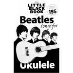 Novello & Co Ltd. Little Black Book Beatles Ukul
