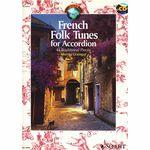 Schott French Folk Tunes Accordion