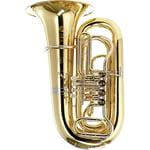 Cerveny CVBB 603-4 Bb-Tuba