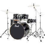 Pearl EXL725F/C Export Lacquer Black