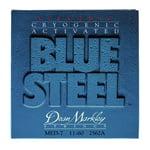 Dean Markley DM 2562 A Med 7STR Blue Steel