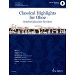Schott Classical Highlights Oboe