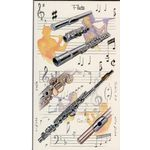 Music Sales Pocket Notepad: Flute