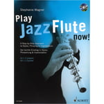 Schott Play Jazz Flute Now!