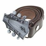 Rockys Belt Guitar Head Brown 105