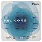 Daddario HP614-3/4L Helicore Bass E L