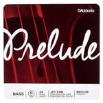 Daddario J611-3/4M Prelude Bass G med.