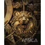 Evolution Series World Percussion Africa