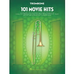 Hal Leonard 101 Movie Hits for Trombone