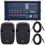 Phonic Powerpod 630RW Bundle
