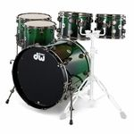 DW Lacquer Specialty Green Black