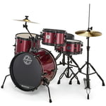 Ludwig Pocket Kit - Red Sparkle