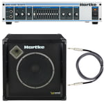 Hartke 2500 Bass Head Bundle