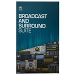 Waves Broadcast and Surround Suite