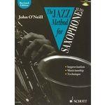 Schott Jazz Method A-Sax