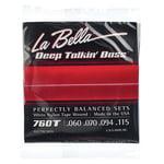 La Bella 760T White Nylon M