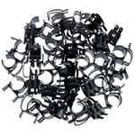 Stairville Snap black 45 pcs