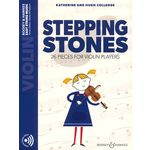 Boosey & Hawkes Stepping Stones Violin +CD