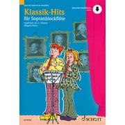 Schott Klassik-Hits für Sopranblockfl