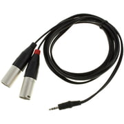 pro snake Adapter Cable XLR - Mini Jack