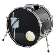 "Millenium 22""x14"" MX200 Series Bass Drum"