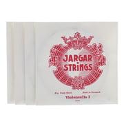 Jargar Cello Strings Silver Forte