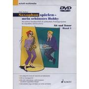 Schott Saxophon Spielen Hobby 1 DVD