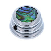 Q-Parts Ringo Potiknob Abalone CR