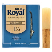 D'Addario Woodwinds Royal 1,5 Boehm Alto Clarinet
