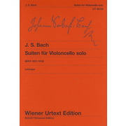 Universal Edition Bach Suiten Cello