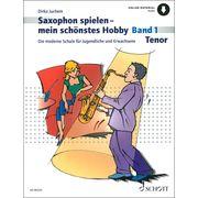 Schott Saxophon Spielen Tenor 1