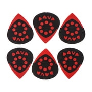 Dava Jazz Grip Delrin Picks