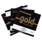 Pyramid Gold Cello String 3/4