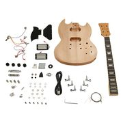 Harley Benton Electric Guitar Kit DC Style