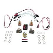 EMG 1 or 2 Pickups Wiring Kit