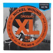 Daddario EXL140-8