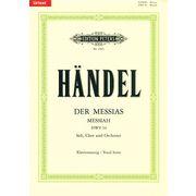C.F. Peters Händel Der Messias HWV56