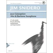 Advance Music Jazz Conception 3 A-Sax