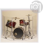 Clearsonic A4-7 Drum Shield