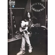 Hal Leonard Neil Young Guitar Play-Along