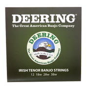 Deering Irish Tenor Banjo Set