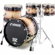 Sonor SQ2 Set Maple Birdseye Brown