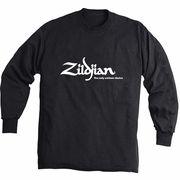 Zildjian Black Sweat Shirt with Logo M