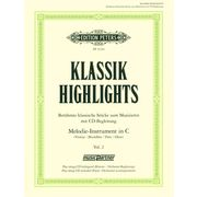 C.F. Peters Klassik Highlights Vol.2