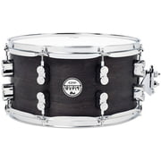 "DW PDP 13""x07"" Black Wax Snare"