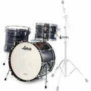 Ludwig Classic Maple Fab 22 Black Oy.