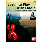 Mel Bay Learn to play Irish Fiddle